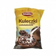 Smakko Kuleczki o smaku czekoladowym 500g