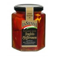 La Sienna - czerwone pepperoni pikantne z serem 260g ZIMBO 260 g