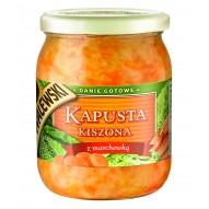 Kapusta kiszona z marchewką 540 ml Kowalewski