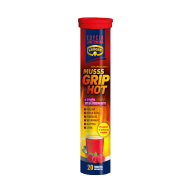 MusssGrip Hot o smaku malinowym 80g