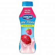 Danone ale Pitny Malina granat Napój jogurtowy 290 g