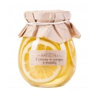 Spichlerz Cytryny w syropie z wanilia 245 g