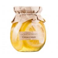 Spichlerz Cytryna z rumem 245 g