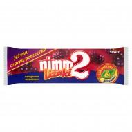 nimm2 Lizaki wzbogacone witaminami jeżyna-czarna porzeczka 10 g