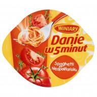 Winiary Danie w 5 minut Spaghetti po neapolitańsku 55 g